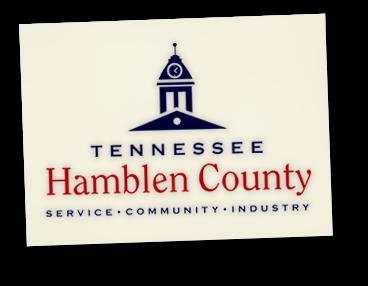 Hamblen County Government Logo