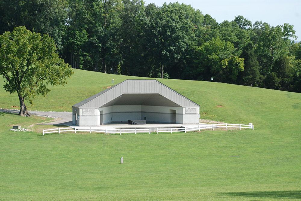Cherokee Park Ampitheatre