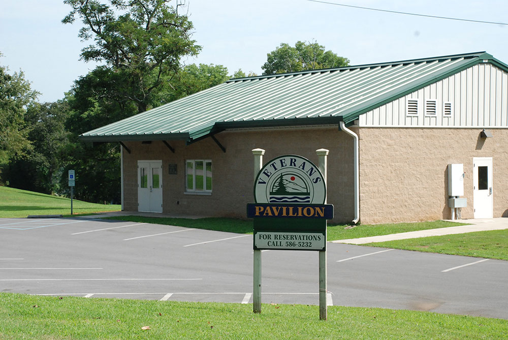 Veteran's-Pavillion