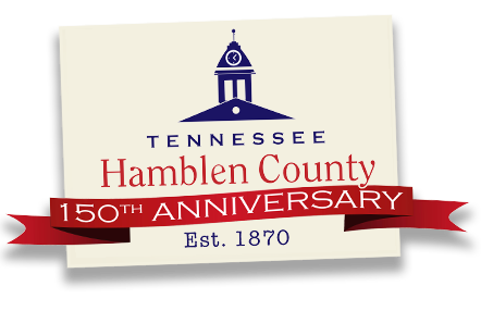 Hamblen County Government Logo